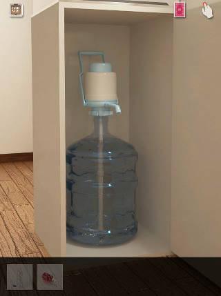 cubic room攻略 ウォーターサーバー