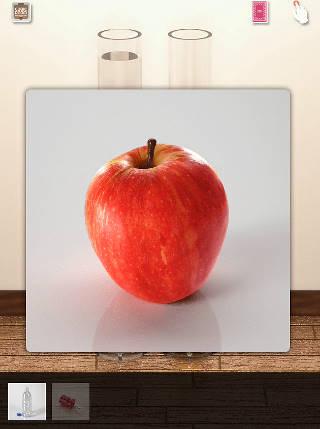 リンゴ cubic room攻略 林檎