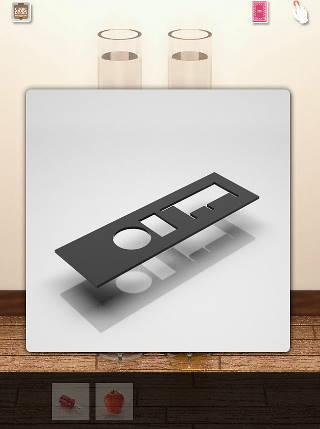 cubic room攻略 プレートゲット