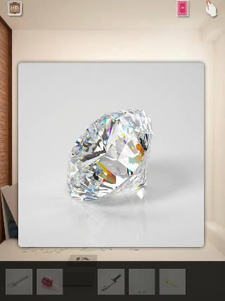 cubic room攻略 ダイヤモンド