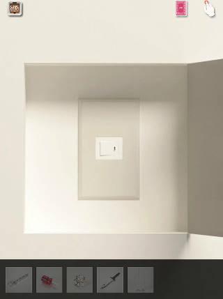 cubic room攻略 電源