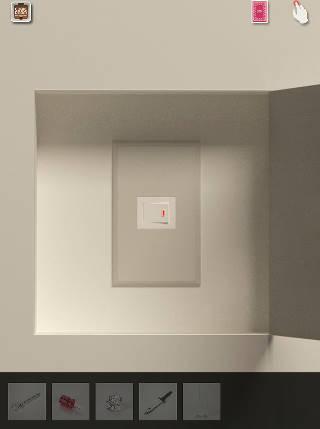 cubic room攻略 電源を切る 消灯