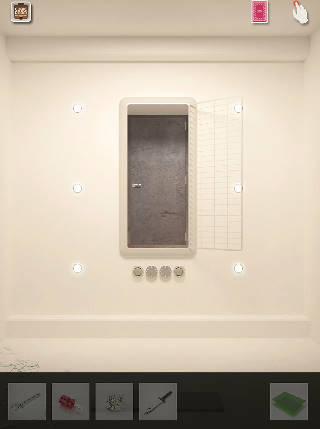 cubic room攻略 ドアの部屋
