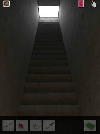階段の上る cubic room攻略
